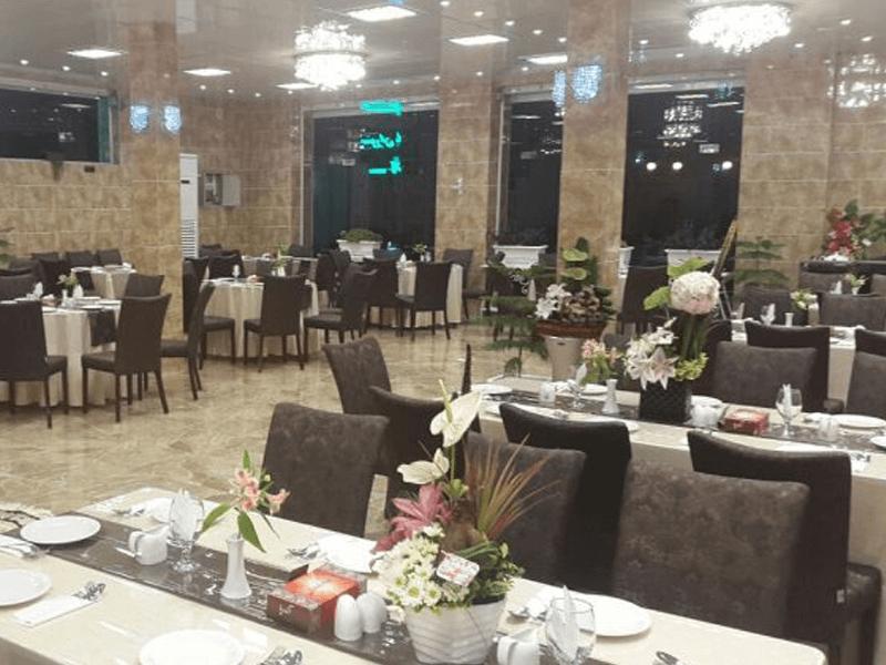 بهترین رستوران های کاشان-رستوران پاداش