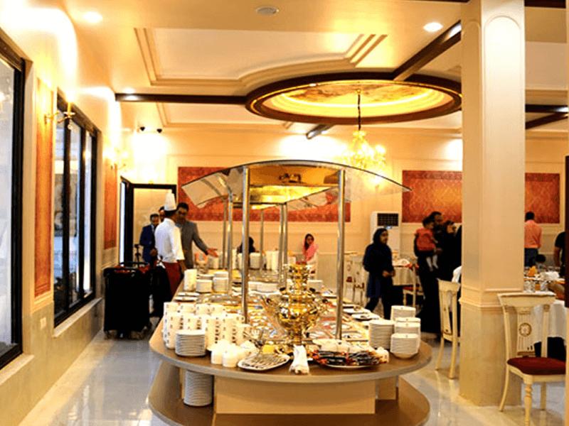 بهترین رستوران های کرمان-رستوران اسپاخو