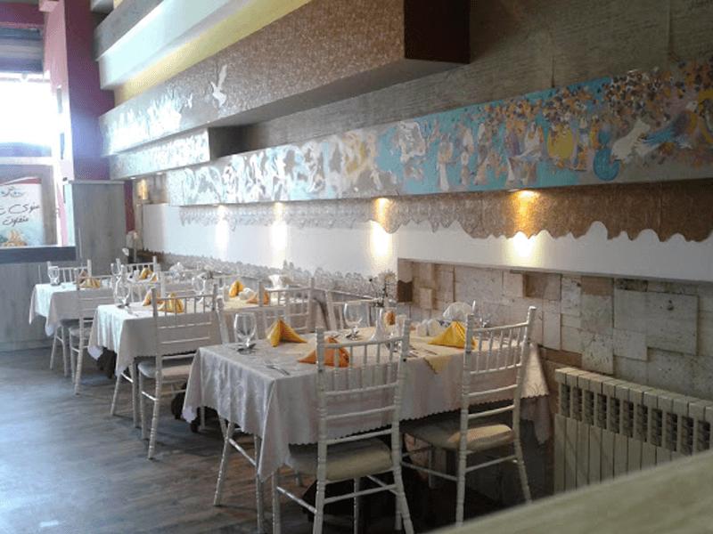 بهترین رستوران های کرمان-رستوران ساحل