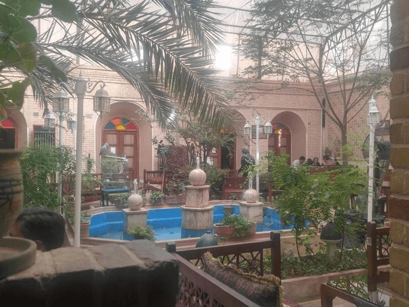 بهترین رستوران های کرمان-رستوران سنتی کیخسرو