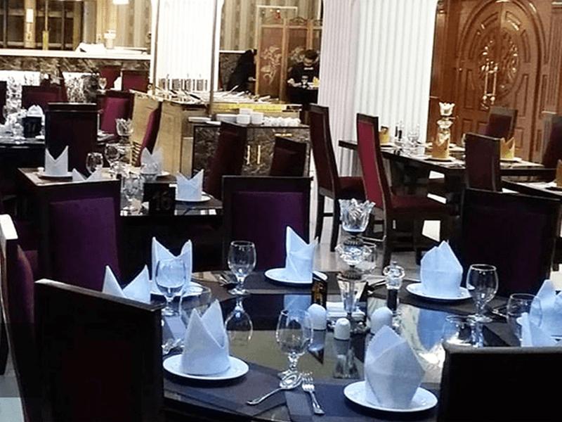 رستوران ملل رامسر