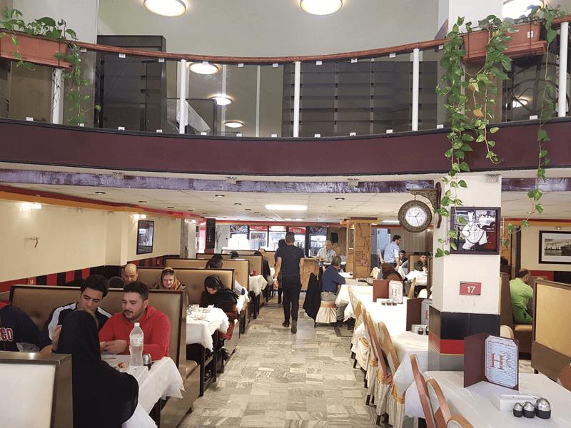 معرفی بهترین رستوران های رشت-رستوران حسن رشتی