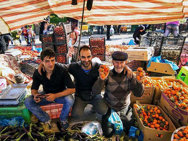 معرفی مراکز خرید رامسر - بازار محلی رامسر
