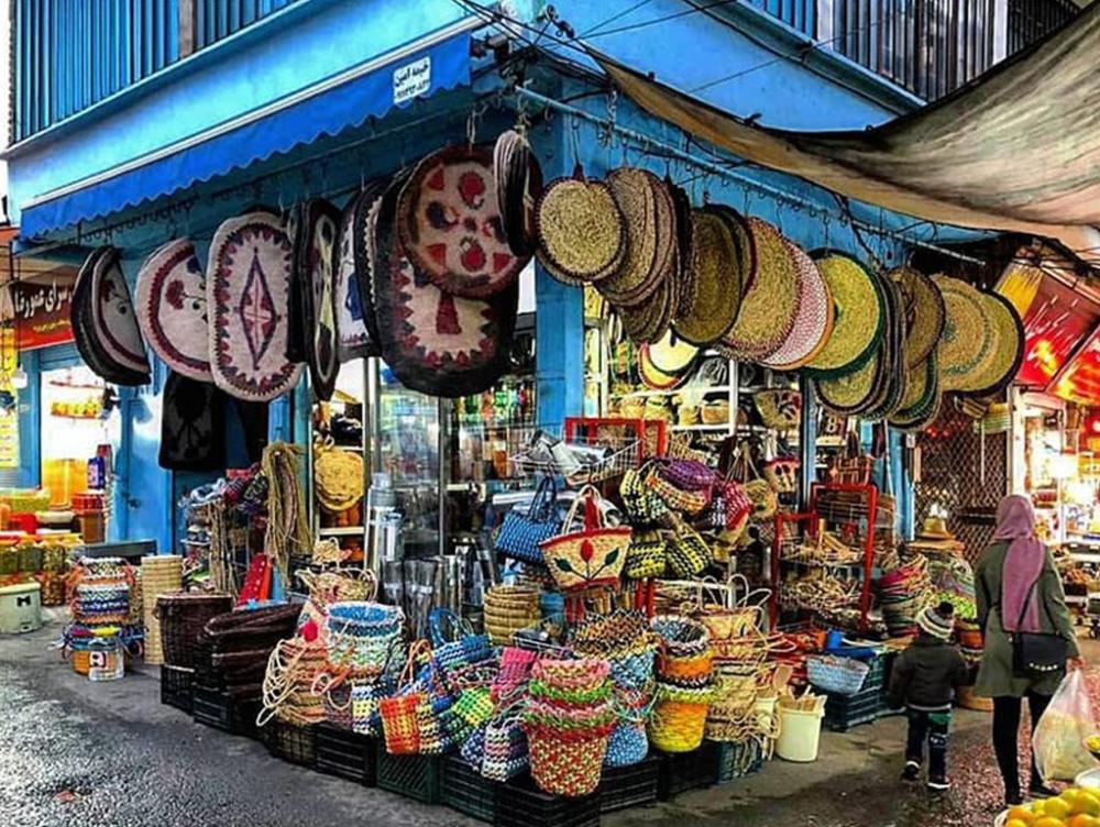 معرفی مراکز خرید رامسر به توریست ها و گردشگران