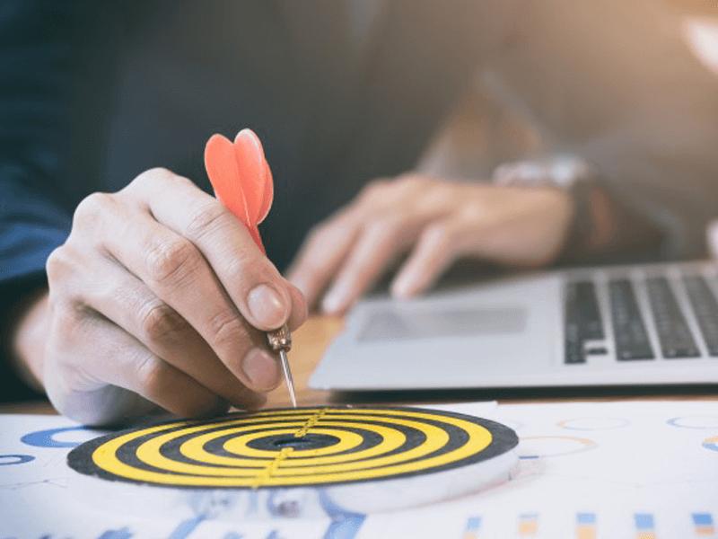 تعیین هدف- راهکارهای برندینگ محصول