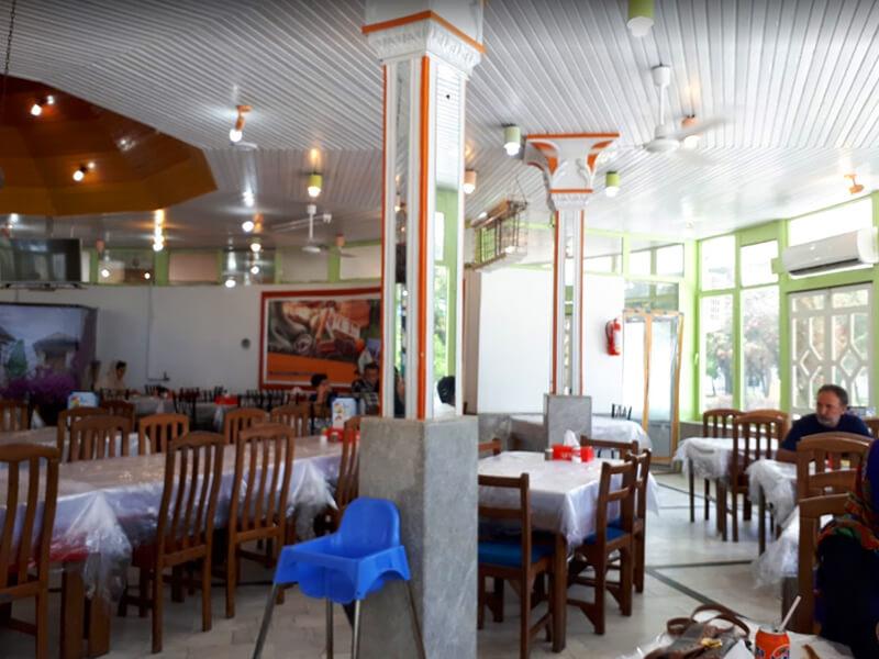 رستوران شیلات بابلسر