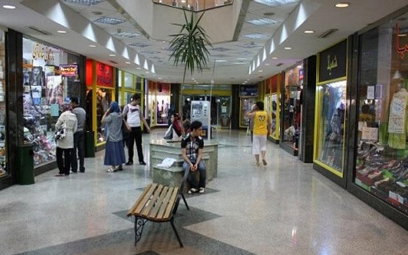 مجتمع تجاری زیتون بوشهر