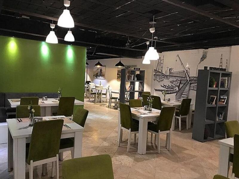 معرفی رستوران های اهواز-رستوران کاکتوس سبز