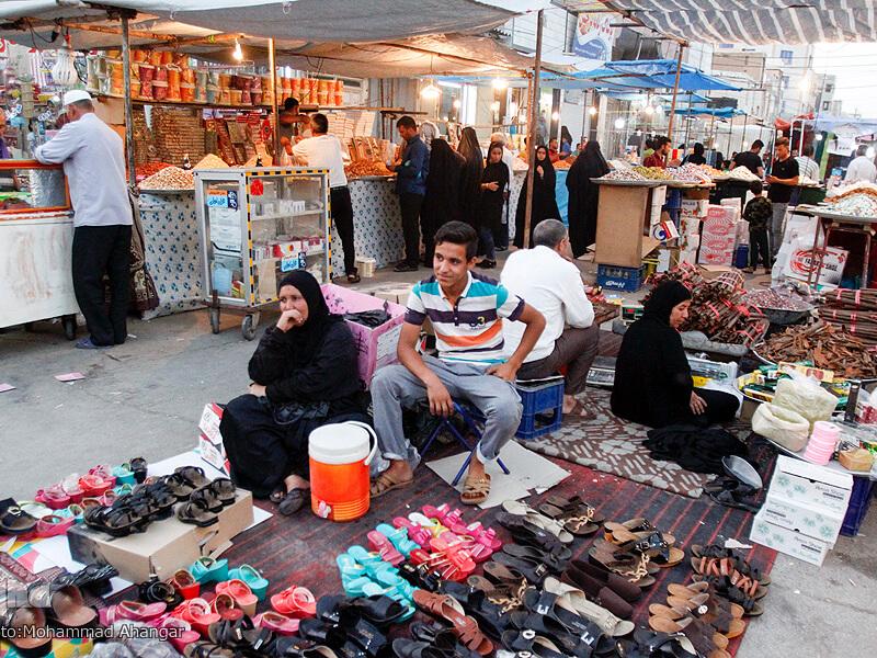بازار عبدالحمید- معرفی مراکز خرید اهواز