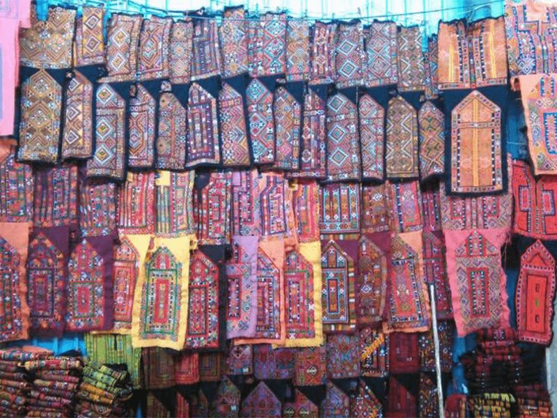 بازارچه تاریخی سرپوشیده زاهدان