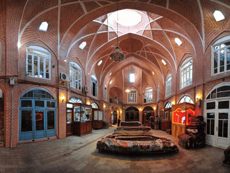 بهترین مراکز خرید تبریز