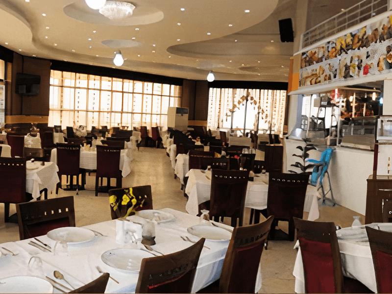 رستوران-بام-تبریز