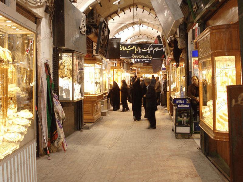 بازار حاجی قنبر