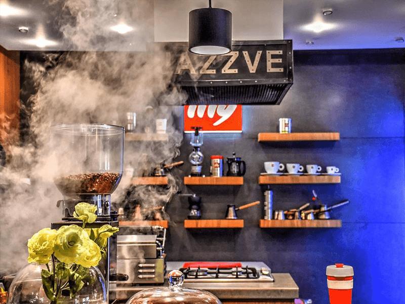 کافه-جازوه