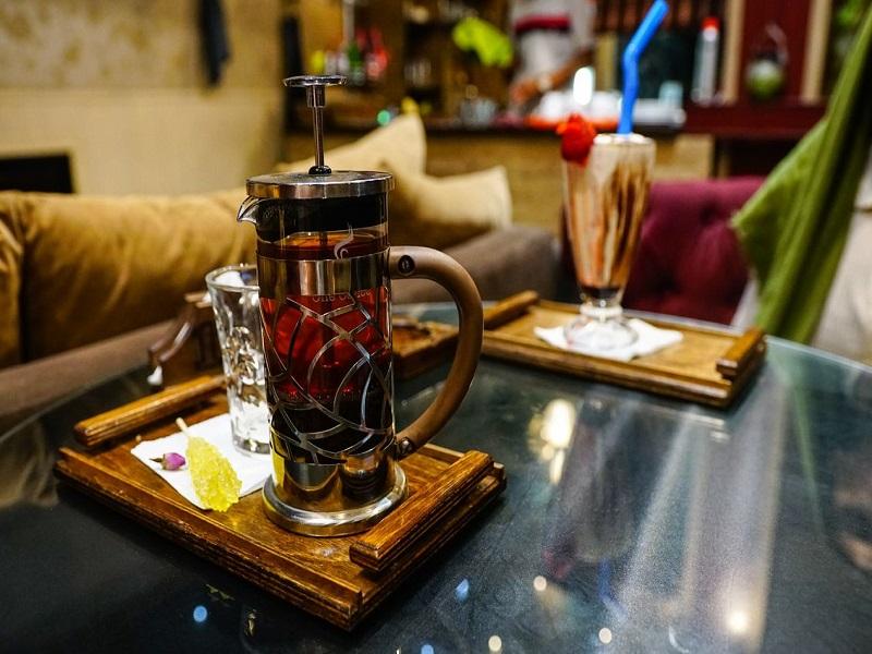 کافه کافئین زاهدان