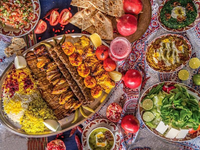 معرفی بهترین رستوران های زنجان